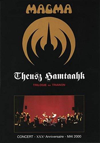 Magma  - Theusz Hamtaahk - Trilogie Au Trianon (DVD)