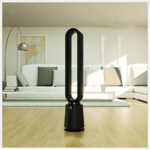 Bladeless Fan, Cooler en veilige ventilator for moeder en baby, 9-speed windsnelheid setting, anti-mug-functie, energiebesparing ventilator, geschikt for thuis, kantoor en slaapkamer