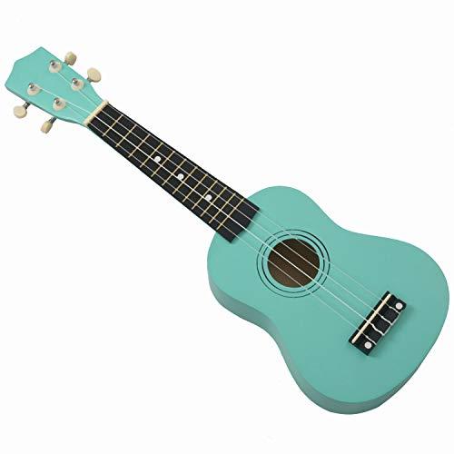 Nrpfell 21 Small Acoustic Soprano Ukulele Colorful Basswood...