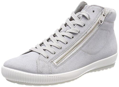 Legero Damen Tanaro Hohe Sneaker, Grau (Alluminio), 39 EU (6 UK)