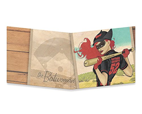 Dynomighty Design DC Bombshells Batwoman Mighty Wallet