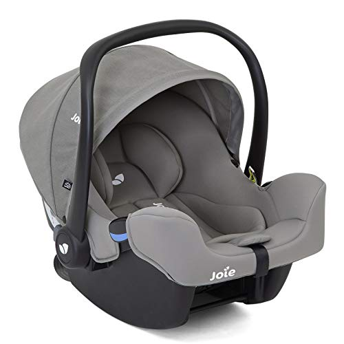 Joie Babyschale Babysafe i-Snug i-Size Babyschale 40-75 cm Gray Flannel