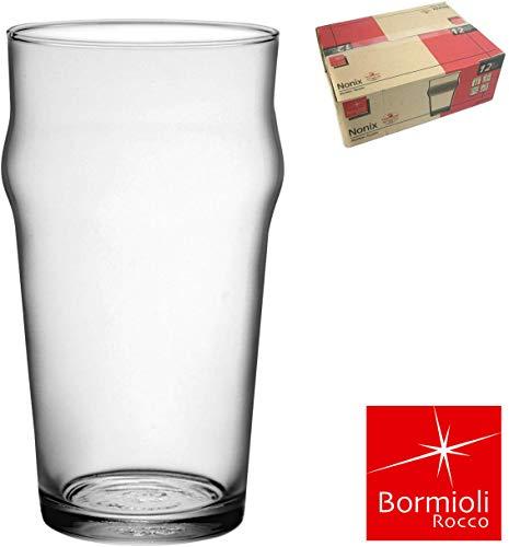 Bormioli Rocco 12 Set vasos nonix vaso de cerveza cl58 Tabla Muebles