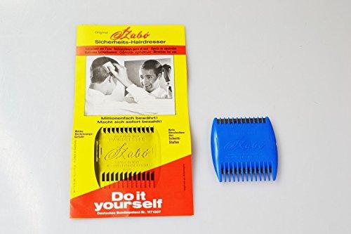SZABO SABO Haarschneider klein 2 KLingen / Farbe : BLAU