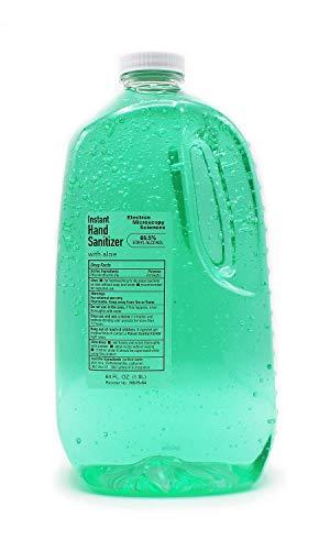Hand Sanitizer with Aloe, Bottle, 64oz