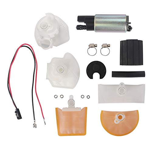 FEIDKS 255 LPH High Flow Pressure Electric Intank Fuel Pump Compatible with Install Kit Fuel Pumps Fit Multiple Models