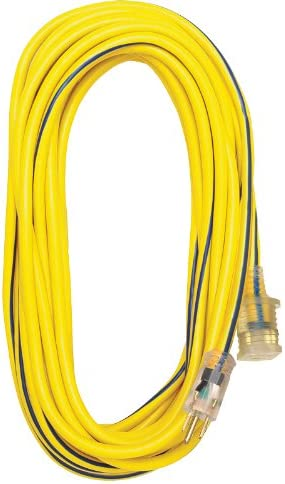Voltec Free shipping / New 05-00365 12 3 SJTW Outdoor Max 55% OFF Cord En with Extension Lighted