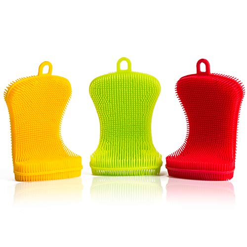 Miracle Market Silicone Dish Spo...