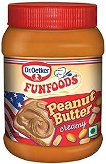 Dr. Oetker Fun Foods Peanut Butter Creamy, 925g