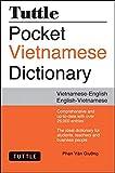 Giuong, P: Tuttle Pocket Vietnamese Dictionary: Vietnamese-English / English-Vietnamese - Phan Van Giuong