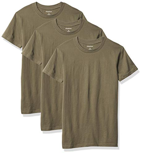Propper Pack 3 T-Shirt pour Homme Vert Olive Taille S