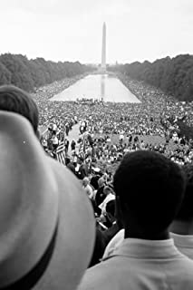 New 5x7 Photo: Dr. Martin Luther King's March on Washington