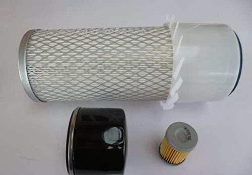 Filtersatz Mitsubishi MT1801 | MT2001 | MT2201 | MT2501 | Satoh