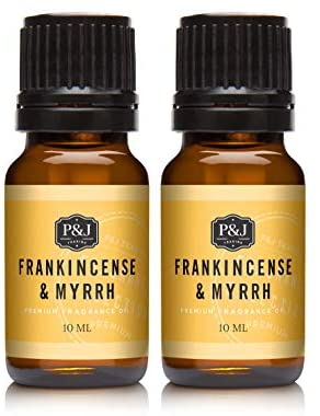 Top 10 Best frankincense and myrhh essential oil Reviews
