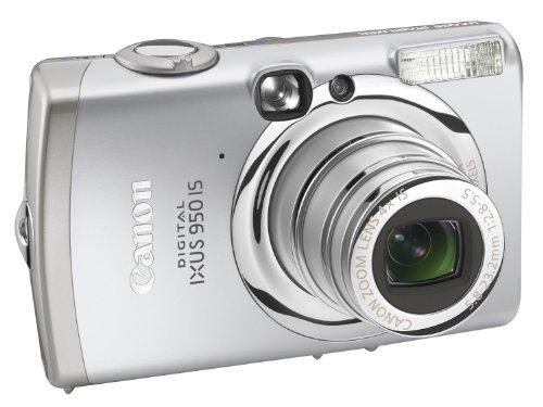 Canon Digital Ixus 950 IS Digitalkamera (8 MP, 4-fach Zoom, 6,4cm (2,5 Zoll) Bildschirm, Bildstabilisator)