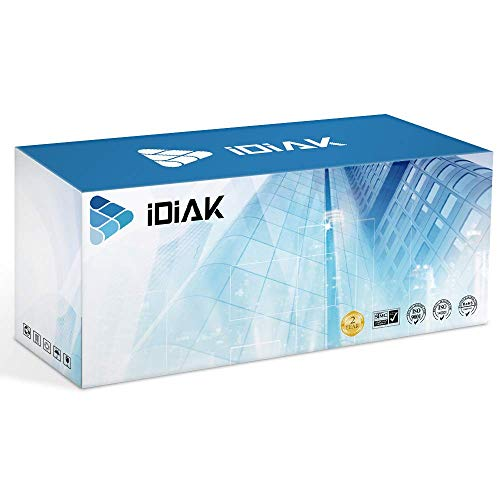 IDIAK 301 301XL Remanufactured for HP 301 301XL Ink Cartridges for HP Deskjet 1000 1010 1050 1510 1512 2050 2050A 2510 2540 3050 Envy 4500 4502 4503 5530 5532 Officejet 2620 2622 4630 4632 BK+Tricolor