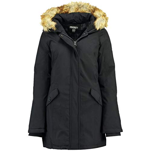Geographical Norway Parka Mujer DINASTY Azul Marino 02