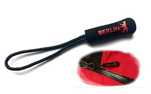 Lot de 10 tirettes Berlin - Pour fermeture éclair - Pour les sports d'extérieur