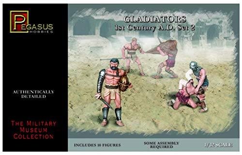 Pegasus Hobbies - Gladiateurs Set #2 - 3202