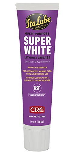 white lithium grease tub - 6