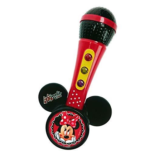 REIG- Microfono con amplifiactore e Melodie, 5254