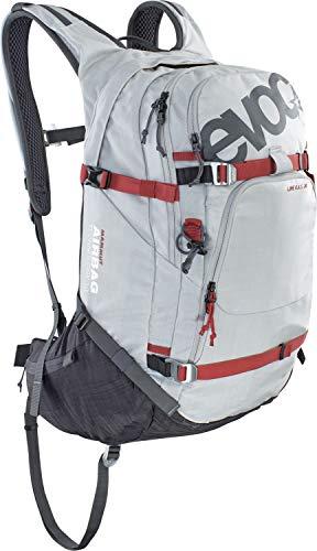 evoc Line R.A.S. 30L Grau, Ski- und Tourenrucksack, Größe 30l - Farbe Silver - Heather Carbon Grey