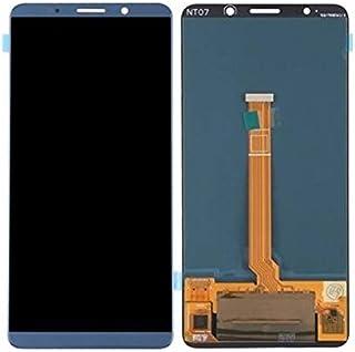 قطعة شاشة Lcd بديلة من ريفيكسيت باللون الأزرق متوافقة مع هواوي ميت 10 برو