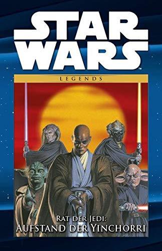 Star Wars Comic-Kollektion: Bd. 95: Rat der Jedi: Aufstand der Yinchorri