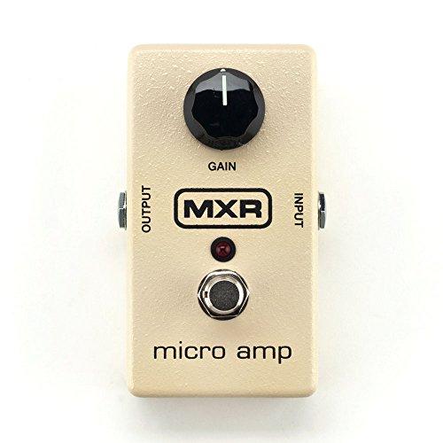 6. MXR M133 Micro Amp
