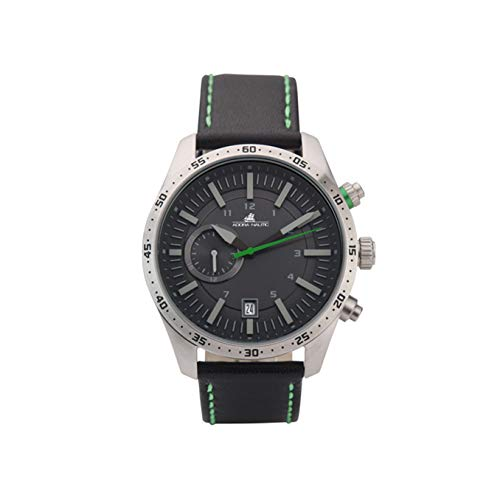 Adora Unisex Erwachsene Multi Zifferblatt Quarz Uhr mit Leder Armband AN2090