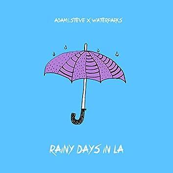 rainy days in la