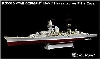 Shanghai Lion Roar 1/350 parts set for German Navy heavy cruiser Prinzeugen TP for RS3505