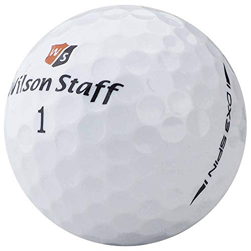 lbc-sports Wilson Staff Dx3 Balles de Golf AAAAA Blanc,...
