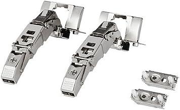 Ikea UTRUSTA - Scharnier / 2 Pack / 2 Stück - 153 Â °