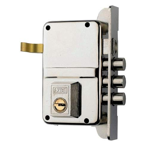 AZBE 3010087 Cerradura Seguridad 8-hn/YL6/ Derecha