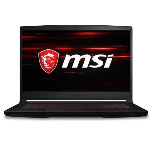 MSI GF63 15.6' Full HD Gaming Notebook Computer, Intel Core i7-8750H 2.20GHz, 16GB RAM, 512GB SSD, NVIDIA GeForce GTX 1050 4GB, Windows 10 Home (Renewed)