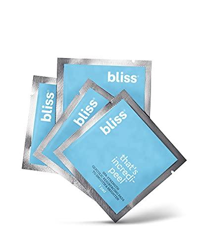 Bliss - That's Incredi-peel Glycolic Resurfacing Pads | Single-Step...