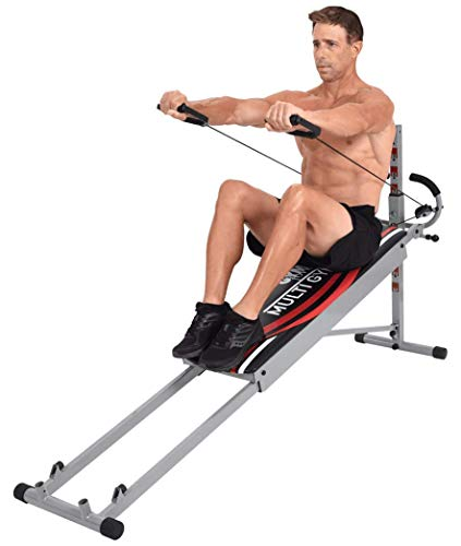 Best Direct Gymform Multi-Gym Complete Folding Home Fitness Machine Strengthen The Whole Body Over 100 Exercises