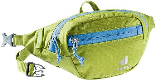 DEUTER Unisex Jugend Junior Belt Kinder Hüfttasche, Moss, 0,7 L