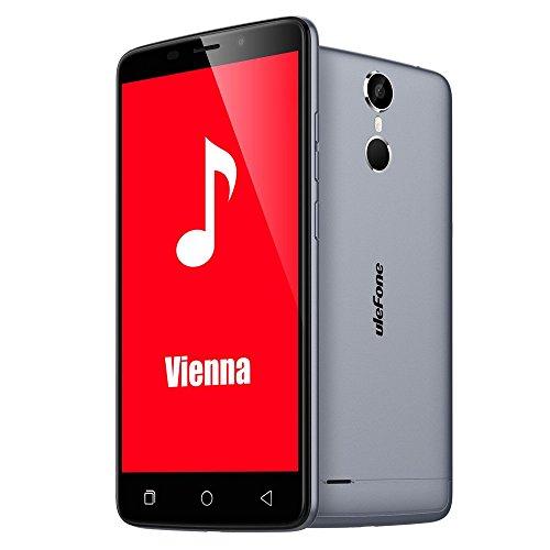 Ulefone Vienna Touch ID Smartphone 5.5 Zoll FHD 4G FDD LTE Android 5.1 64-Bit MTK6753 Octa-Core 3GB RAM 32GB ROM 5MP 13MP Dual Kameras Infrarot Fernbedienung Offscreen Gesten HotKnot Miracast