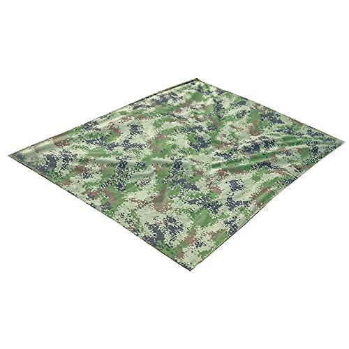 yijun outdoor product Outdoor portable camping mat waterproof beach blanket picnic mat mattress (Color : A, Size : 100x145cm)