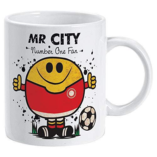 Mr City Mug - Gift for Bristol Fan