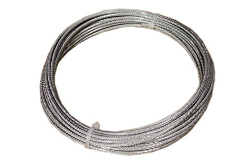 Vinyl Coated Stainless Steel Cable High Ranking TOP12 quality new 304 Core Stand Wire 7x7 Rope