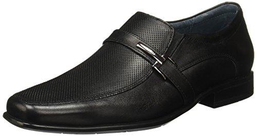 Flexi salamanca 90704 Zapatos de vestir para Hombre, color Negro, 27