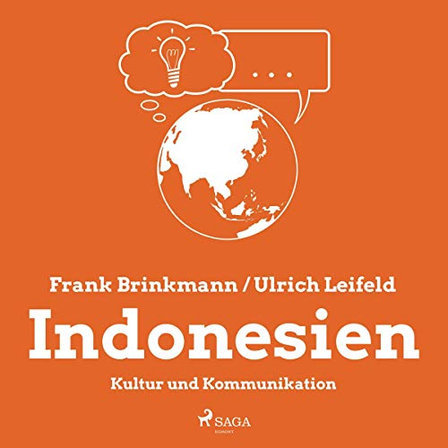 Indonesien - Kultur und Kommunikation audiobook cover art