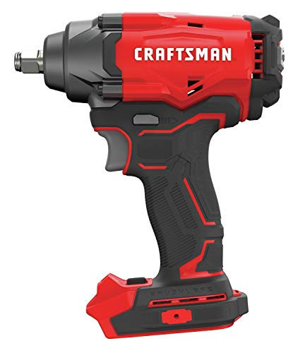 Craftsman CMCF920B V20 1/2 in. Drive Brushless Cordless Impact Wrench