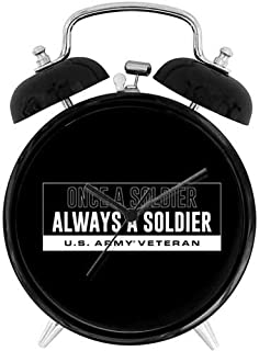 47BuyZHJX Unique Retro Style Decoration-U.S. Army Once A Soldier,4