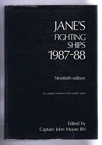 Jane's Fighting Ships 1987-88