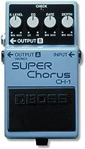 BOSS Stereo Super Chorus Guitar Pedal (CH-1)