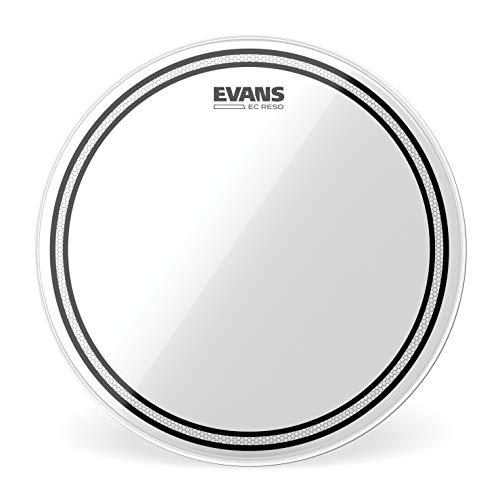 Evans TT12ECR EC Resonant Drum Head, 12 Inch